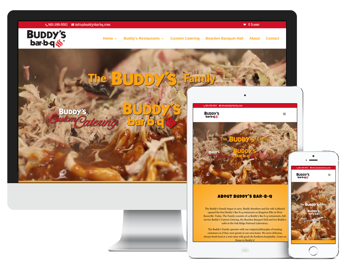 Buddy's Bar-B-Q Case Study