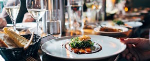 formal restaurant marketing strategy