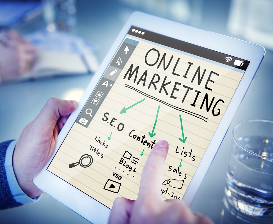 online marketing digital web