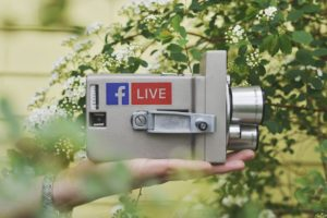 facebook live and real-time media