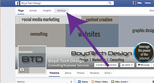 Facebook How to Add Admins BusinessPage