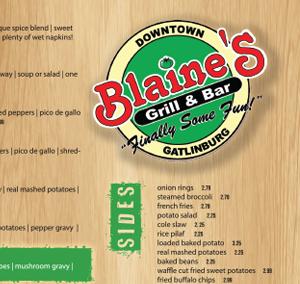 Blaine's Bar & Grill