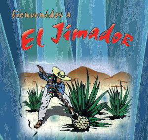 El Jimador Mexican Grill and Bar menu