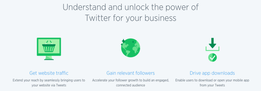 Twitter for your business